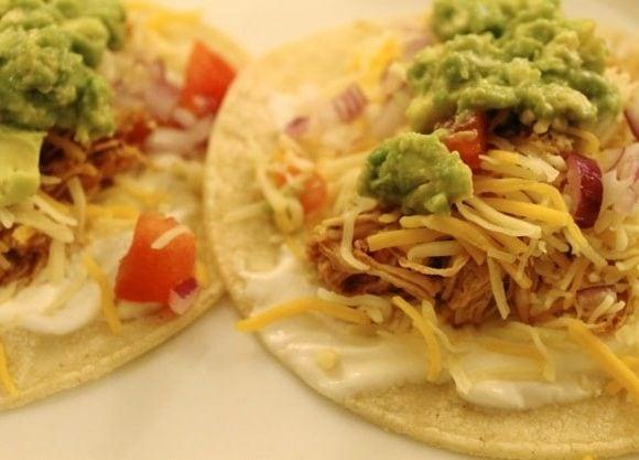 Crockpot Chicken Tacos: Perfection
