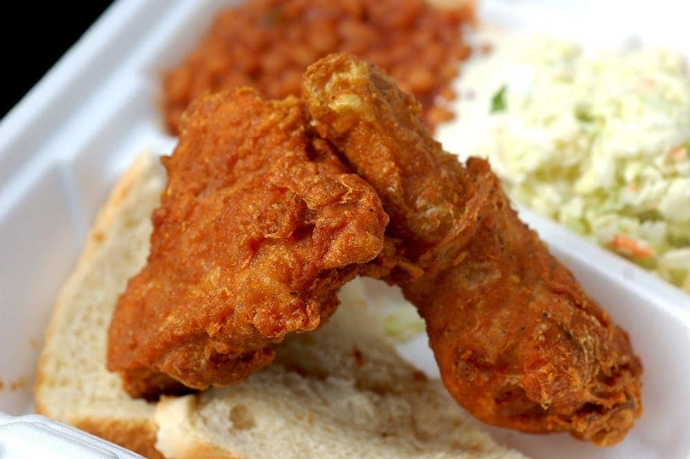 The Struggle for Perfect Fried Chicken