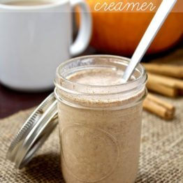 Pumpkin Pie Creamer