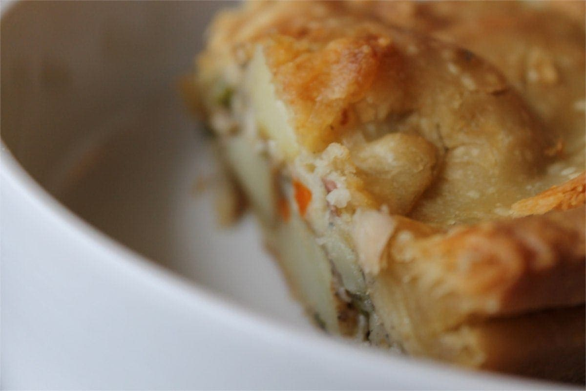 Pot Pie by the Stylist Quo