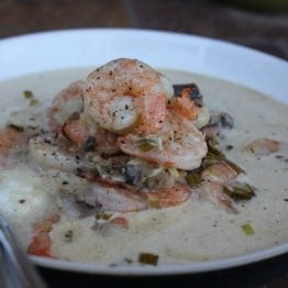 Shrimp and Grits: Creamy, Rich, Awesome