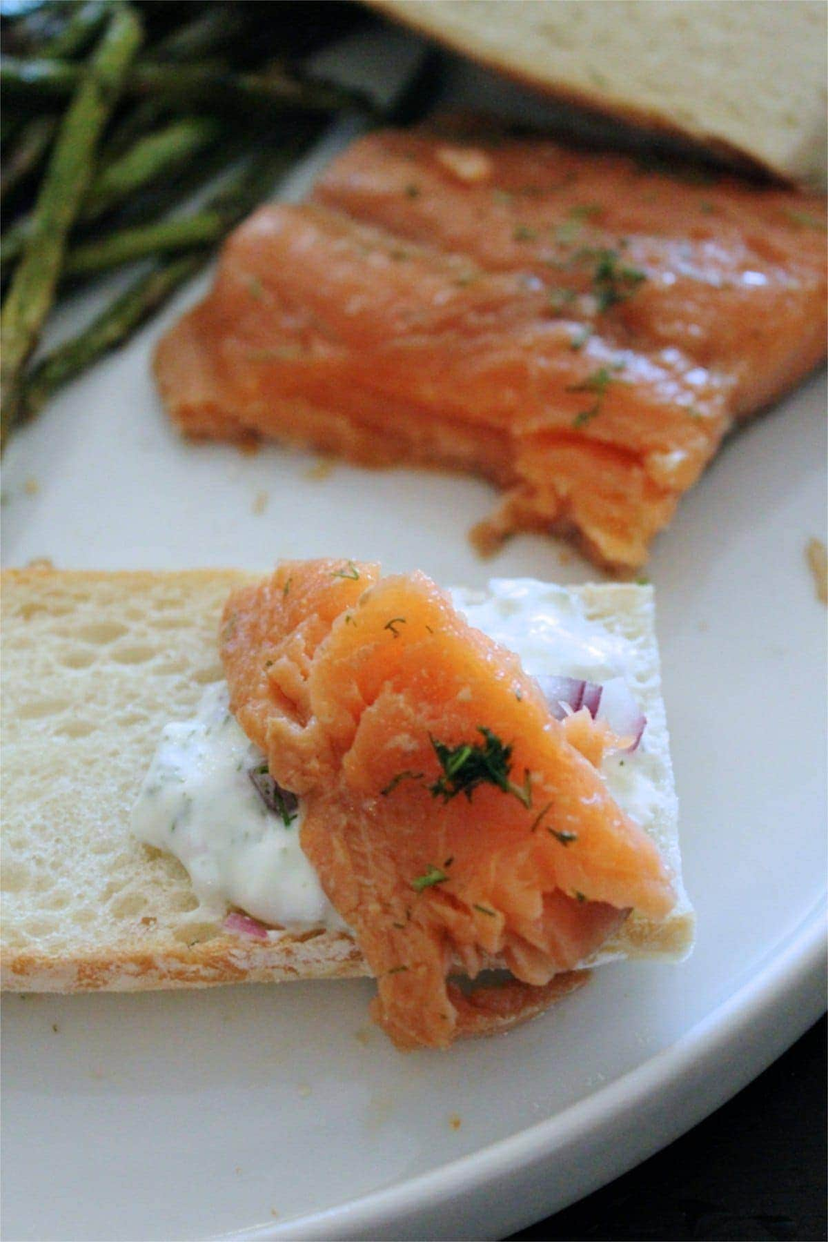 Faux Smoked Salmon Sous Vide (with Hack!): Velvetty, Rich, Perfect. The Stylist Quo: Put the Style Back into Lifestyle.