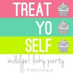 Treat Yo Self Linky Party!
