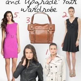 How to Simplify and Upgrade Your Wardrobe