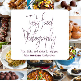 50% Off Tasty Food Photography eBook