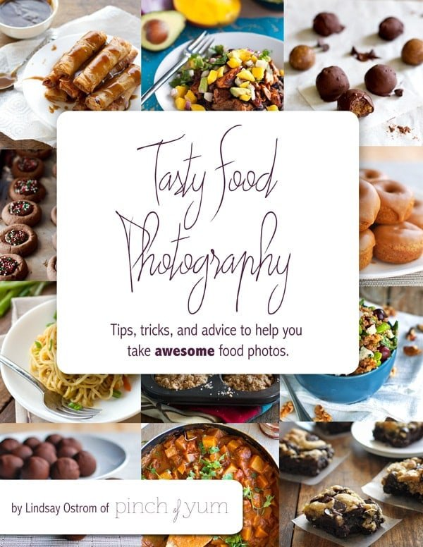 Tasty Food Photography 50% Off Sale