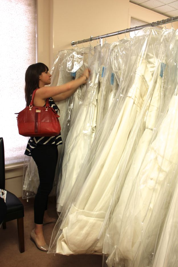 The Stylist Quo Wedding Dress Shopping