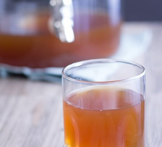 How to Make Homemade Kombucha