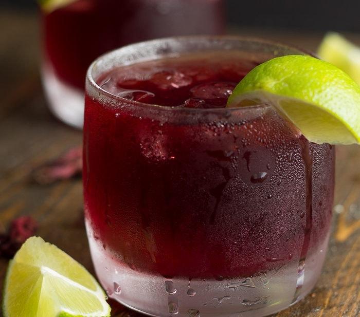 Hibiscus Tea (Agua de Jamaica)