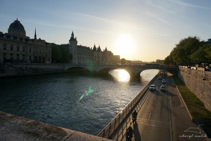 Paris is kind of pretty