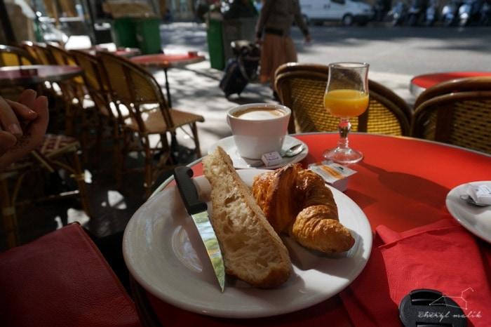 Dear God, how I miss the petit-déjeuner