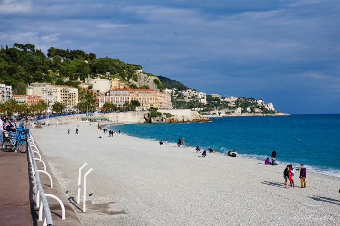 Did I mention Nice was gorgeous?