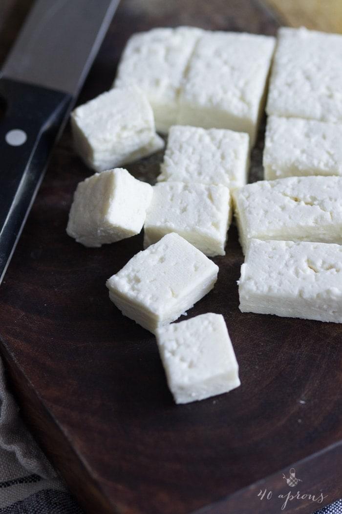Rich, creamy paneer that comes together in about an hour and takes your Indian dishes up about forty notches.