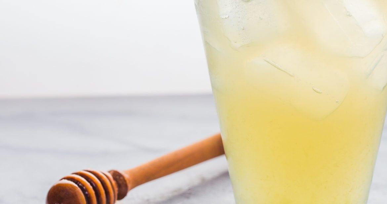 Healthy Honey Margaritas