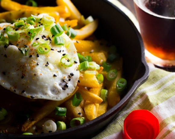 Japanese Curry Fries