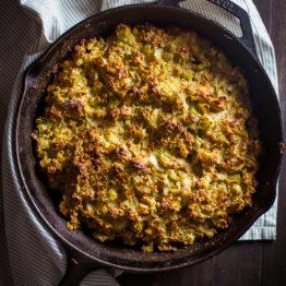 Best Paleo Stuffing (Gluten-Free, Grain Free)