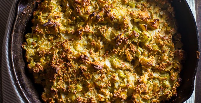 Best Paleo Stuffing (Gluten-Free, Whole30)