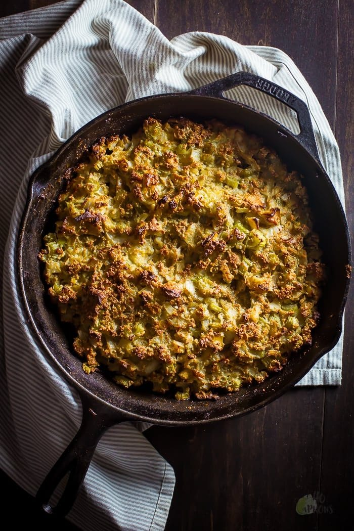 Paleo Stuffing (Whole30 / Primal) - Perfect for Thanksgiving