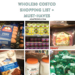 Whole30 Costco Shopping List / Must-Haves