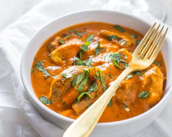 Restaurant Style Chicken Tikka Masala Recipe (Paleo, Whole30, Dairy-Free)