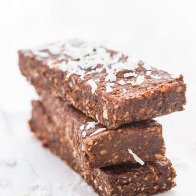Almond Joy Lara Bars (Paleo, Whole30, Vegan)