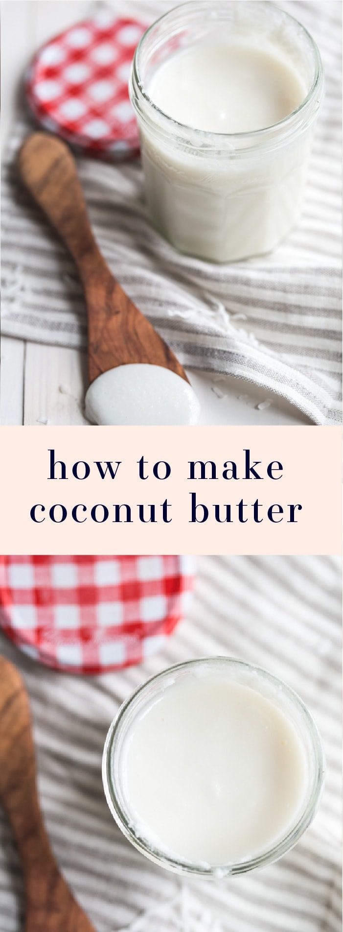 Every wondered how to make coconut butter? It's beyond easy and very budget-friendly (unlike the storebought stuff)! Perfect for making my paleo coconut cream eggs or just spreading on toast, check out this article to find out how to make coconut butter with only 1 ingredient and 3 minutes.