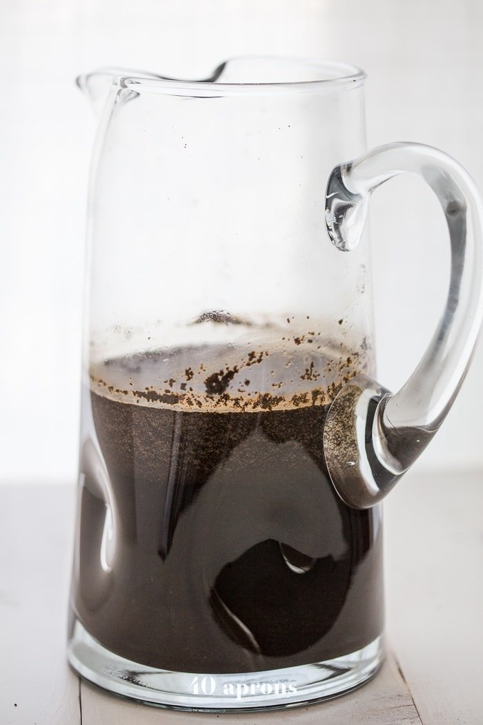 How to cold brew coffee at home