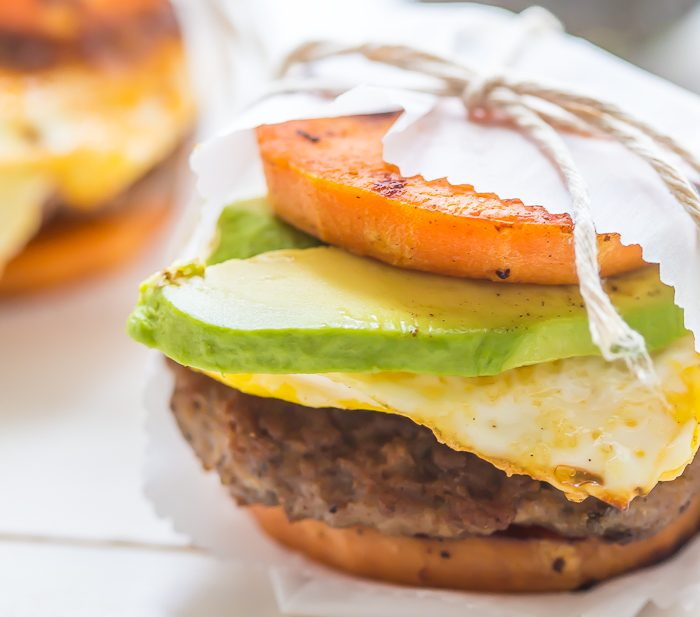 Whole30 Breakfast Sandwiches (Whole30 McGriddles)