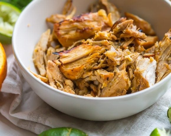 Perfect Paleo Instant Pot Carnitas (Whole30)