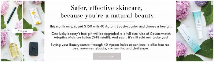 Beautycounter Free Gift