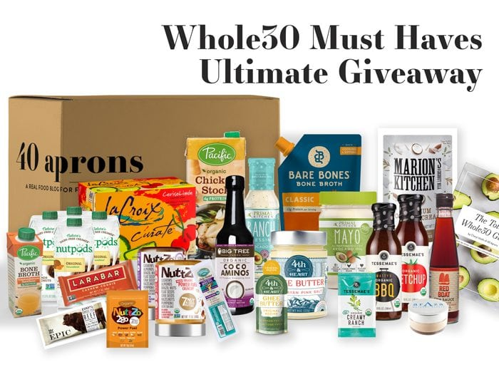 Whole30 Giveaway