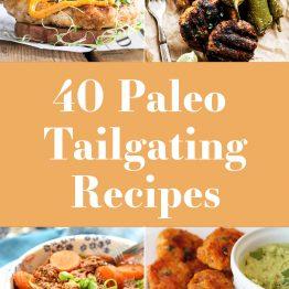40 Best Paleo Tailgating Recipes