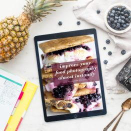 Pre-Order Improve Your Food Photography Almost Instantly