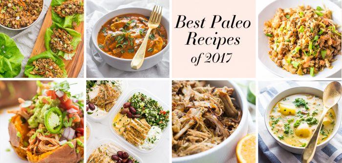 Roundup of paleo recipes and Whole30 recipes