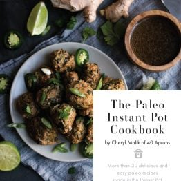 Buy The Paleo Instant Pot Cookbook (Whole30 Compliant!)