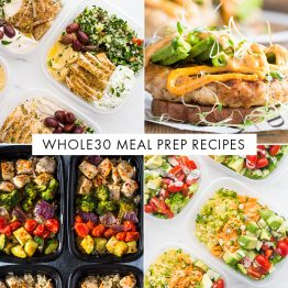 35 Whole30 Meal Prep Recipes