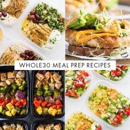 35 Whole30 Meal Prep Recipes