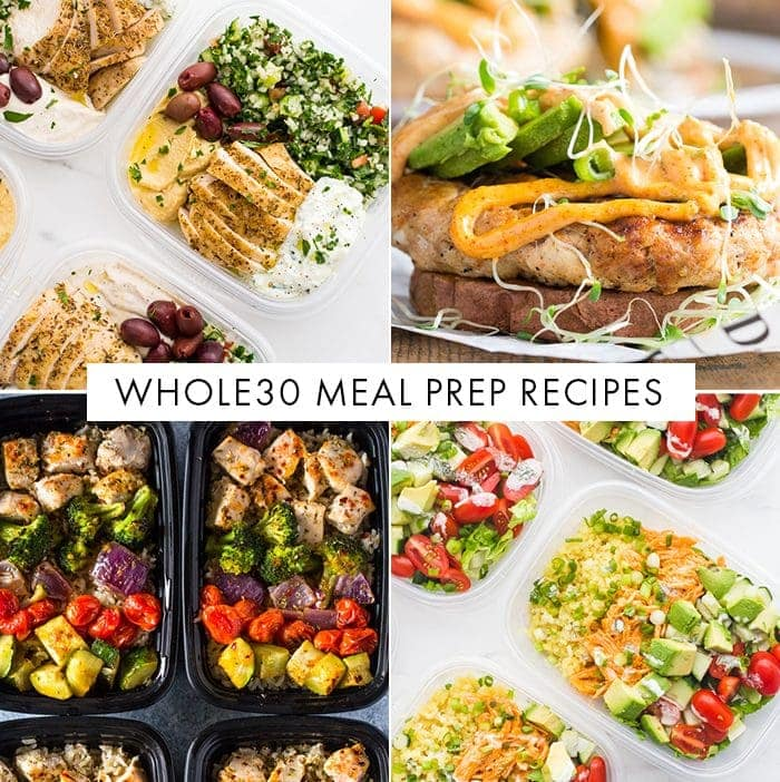 35 whole30 meal prep recipes whole breakfasts whole30 lunches roundup of whole30 meal prep recipes forumfinder Image collections