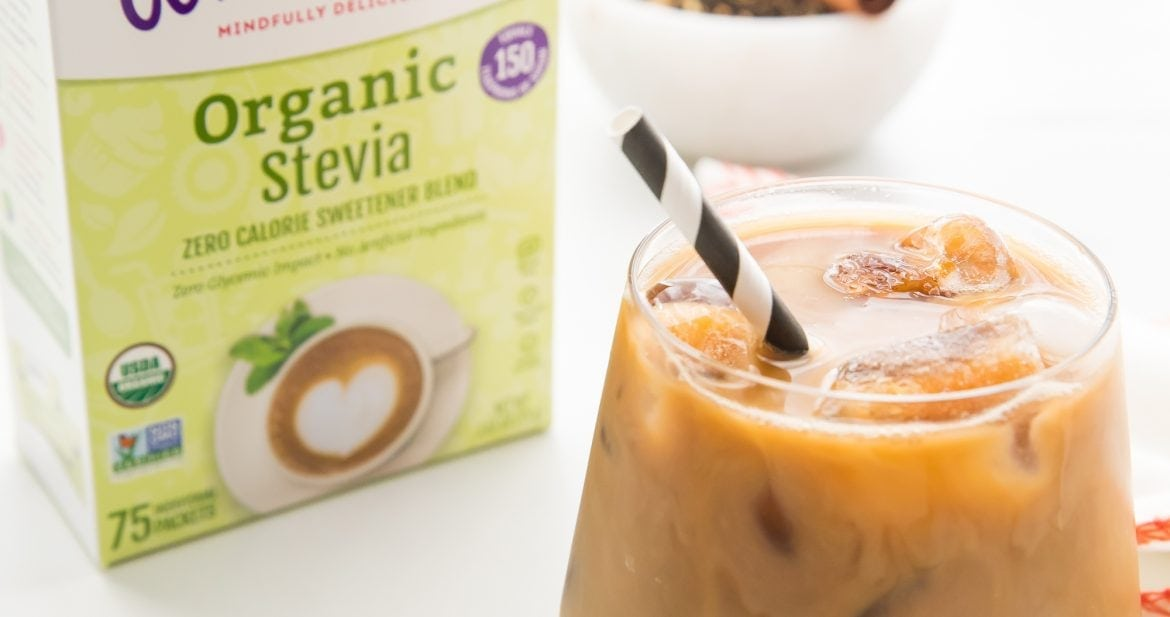 Iced Dirty Chai (Vegan, Paleo, Sugar Free)
