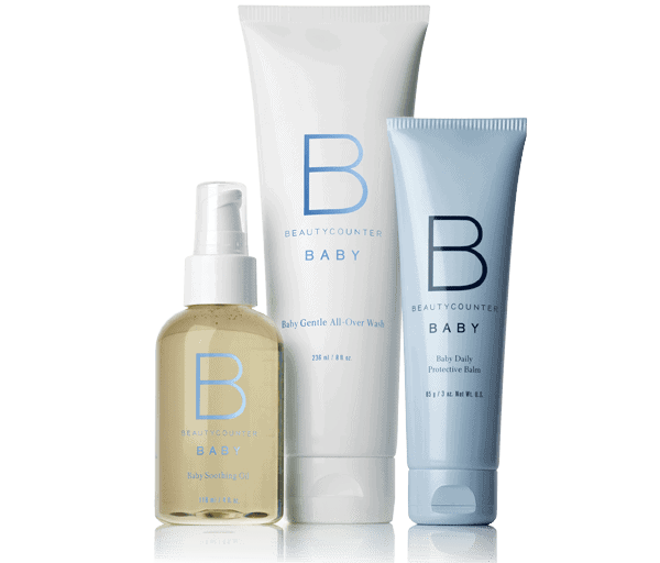 Beautycounter Baby Line for the Ultimate Registry for Second Baby