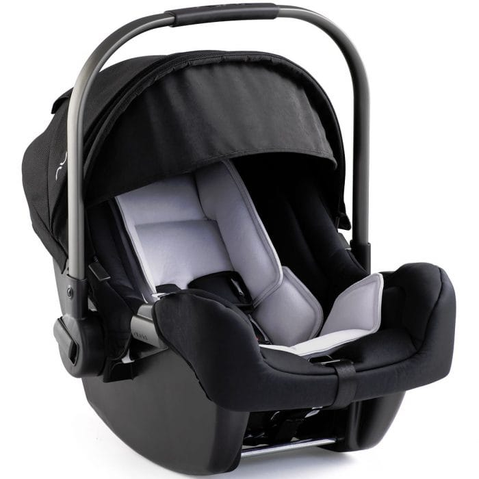 Nuna Pipa Car Seat in the Ultimate Registry for Second Baby