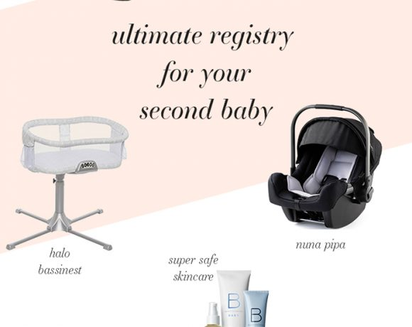 Ultimate Registry for Second Baby