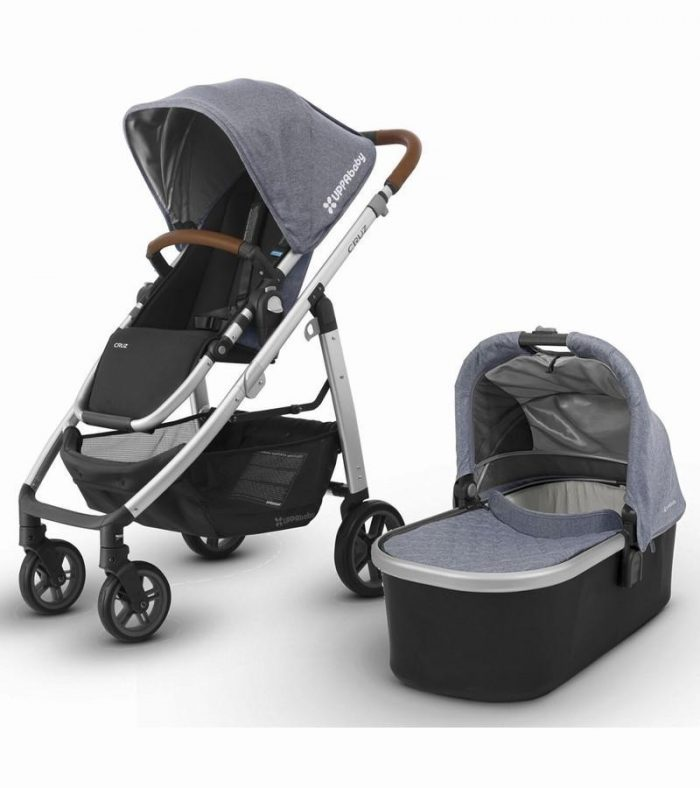 UPPAbaby Vista for the Ultimate Registry for Second Baby