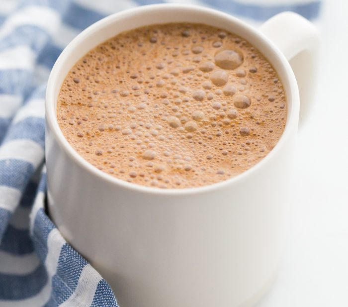 Miracle Maca Latte Recipe (Maca Powder, Vegan, Paleo)