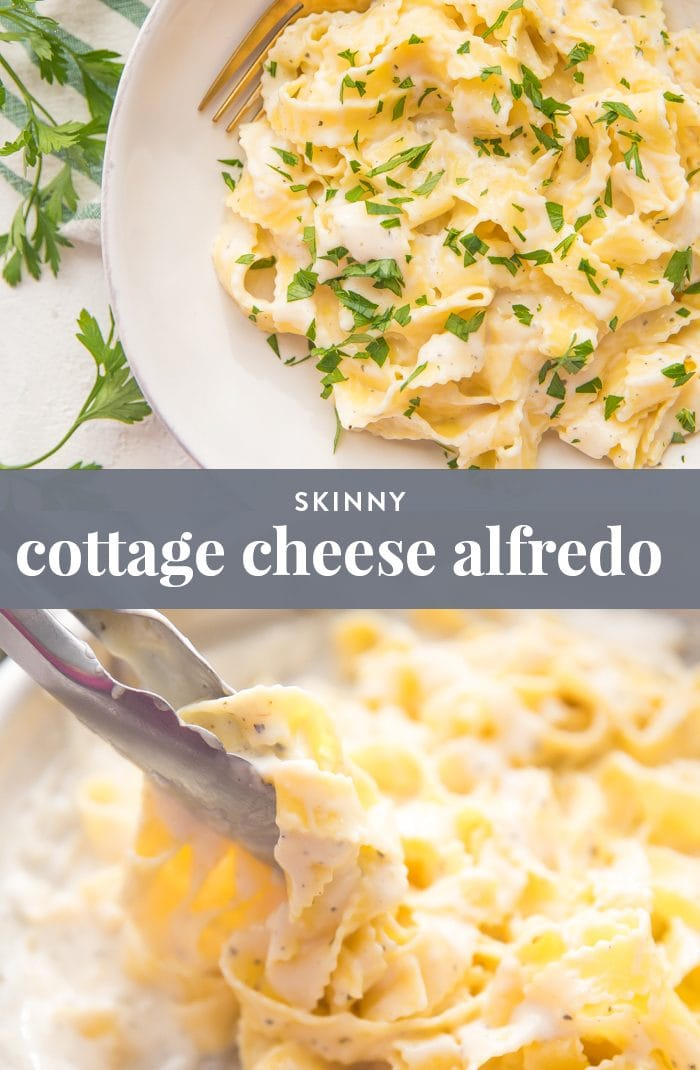 Cottage Cheese Alfredo 40 Aprons