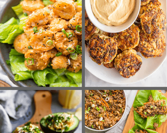 20 Whole30 Lunch Ideas