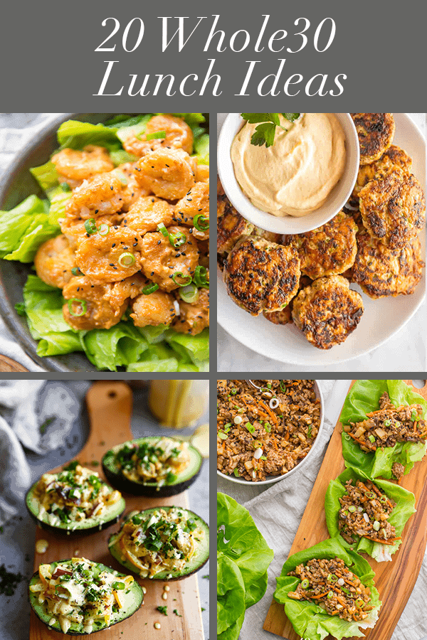20 Whole30 Lunch Ideas 40 Aprons