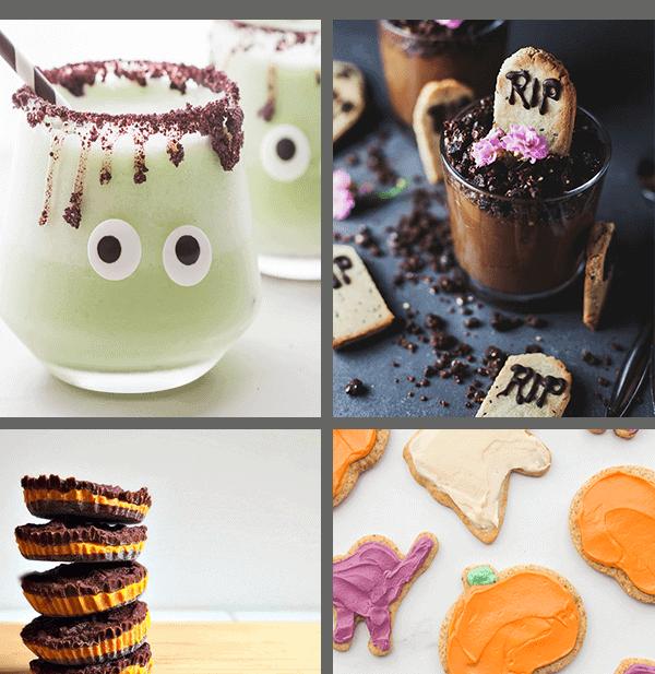 16 Healthy Halloween Snacks
