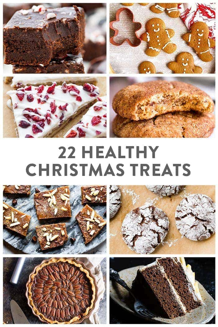 22 Healthy Christmas Treats And Holiday Pantry List 40 Aprons
