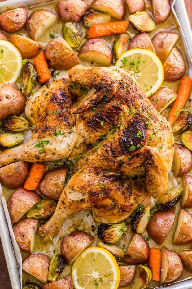 Chicken Pot Roast Recipe